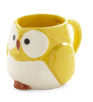 My favourite teacups for Animal face mugs