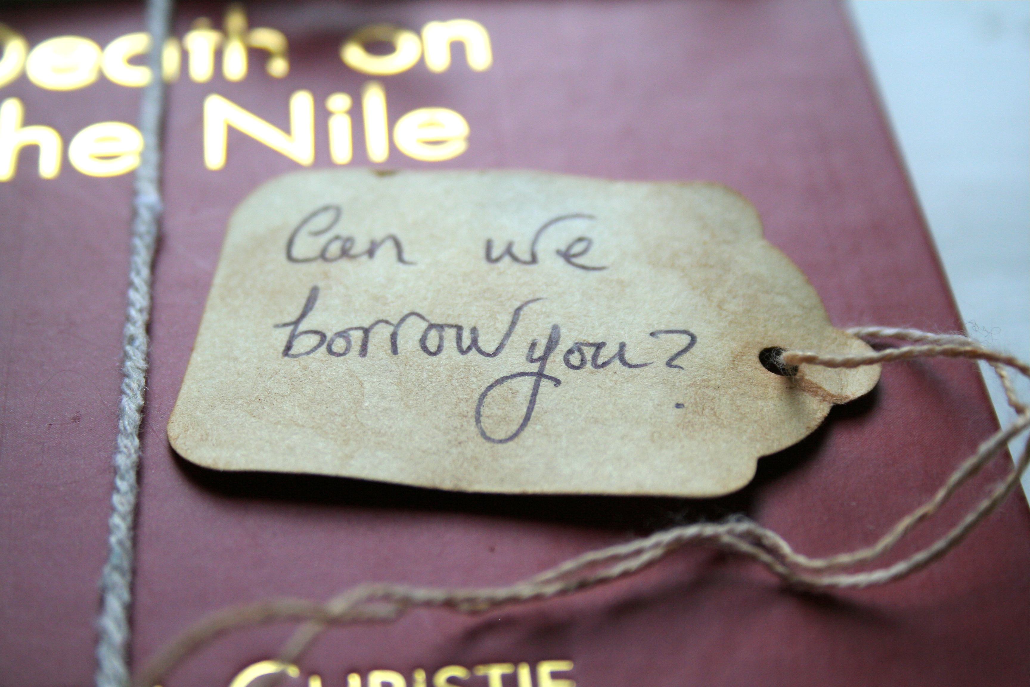 Book Themed Wedding Invites