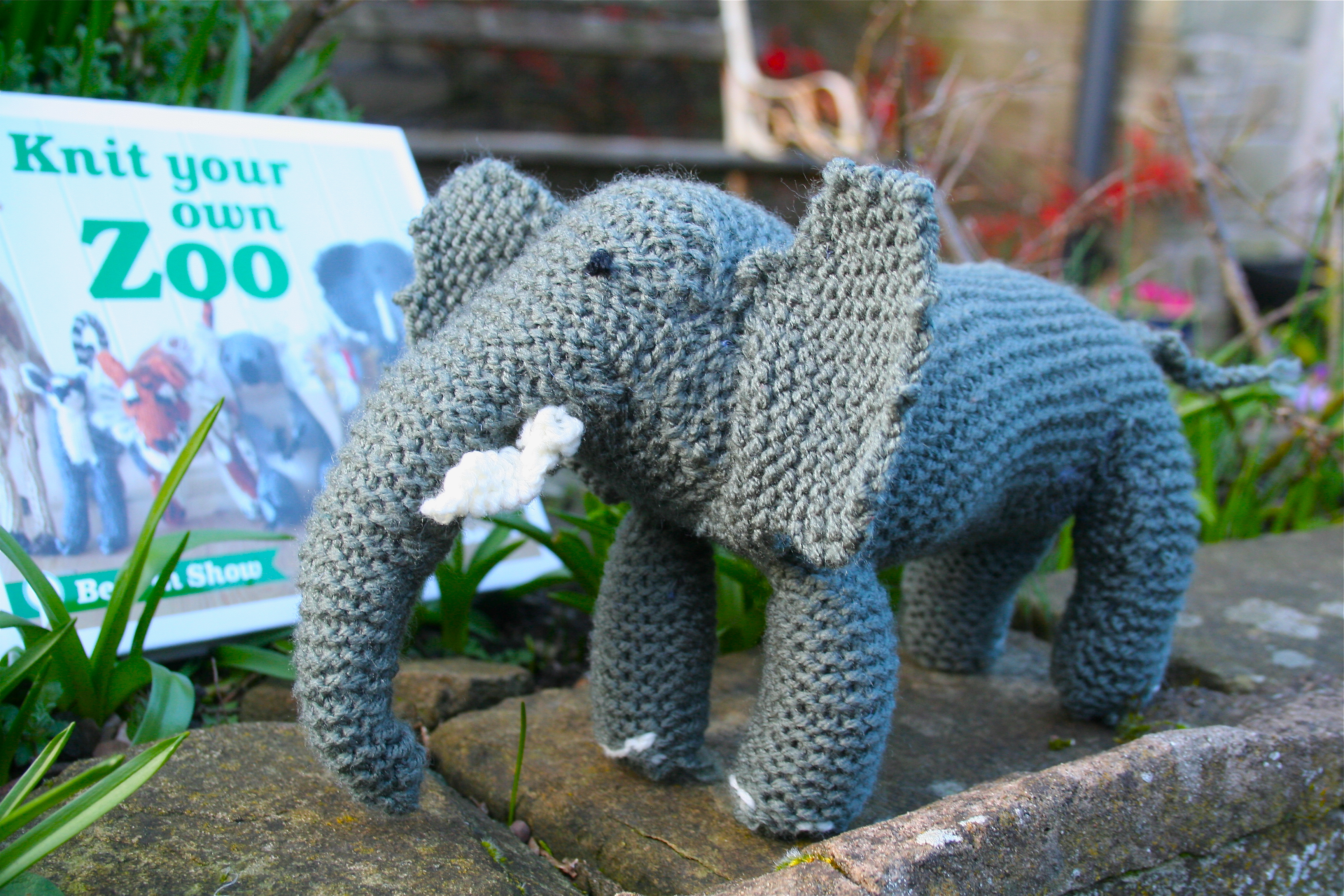 Knitting Patterns Zoo Animals : Knit Your Own Zoo Goodnight Boutique