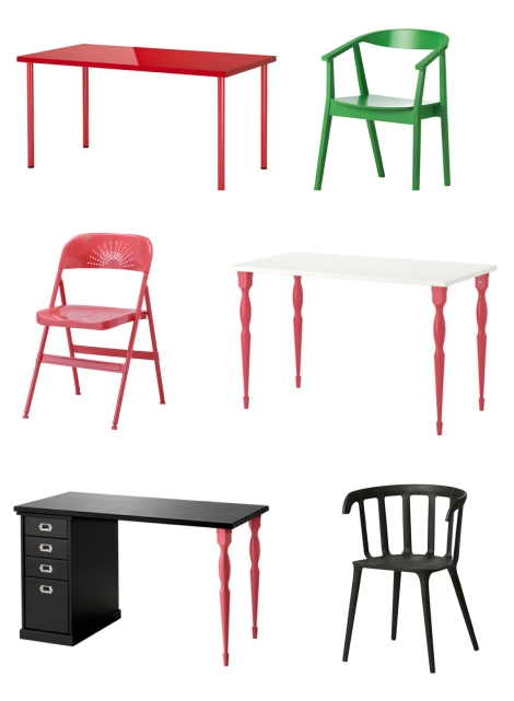 Desks & Chairs 1
