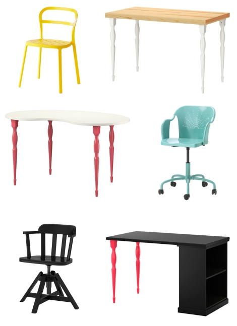Desks & Chairs 2