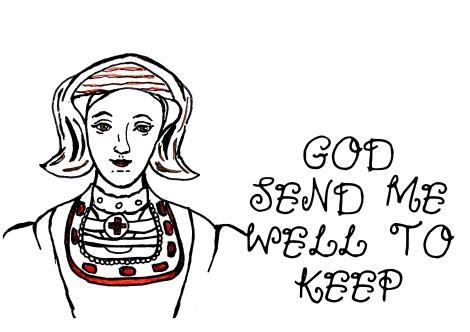 Anne Of Cleeves Mug