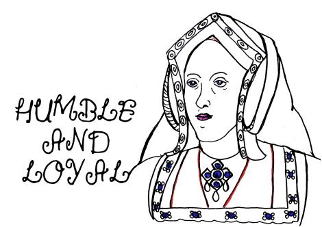 Katherine Of Aragon Mug